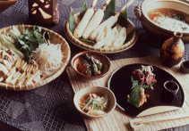 陶自慢のきりたんぽ鍋