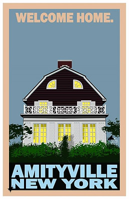 Welcome Home. Amityville, NY