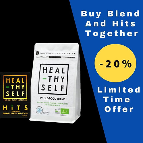 HEALTHYSELF COMBO OFFER  20% DISCOUNT