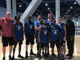 Coach Mo KPA Pros Win 2018 KPA Vegas Summer League