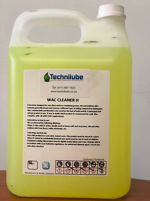 WAC All Purpose Cleaner/Degreaser