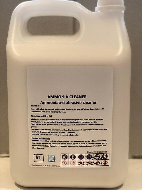 Handy Ammonia Cleaner