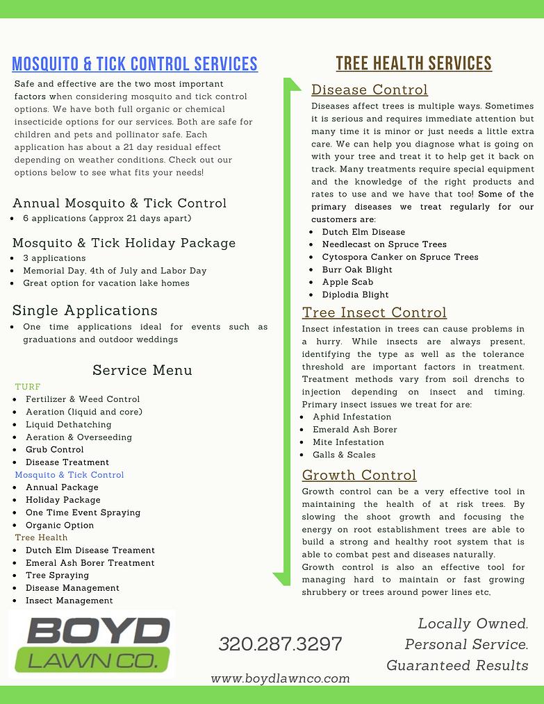 Service menu Tree  & Mosquito.png