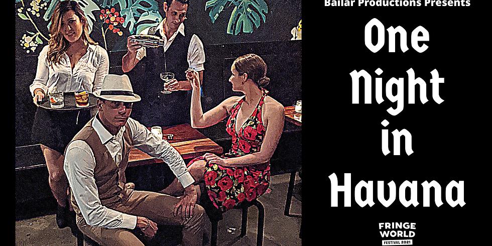 FRINGEWORLD - One Night in Havana