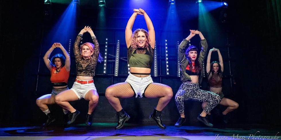 Dancehall Ladies Performance Course