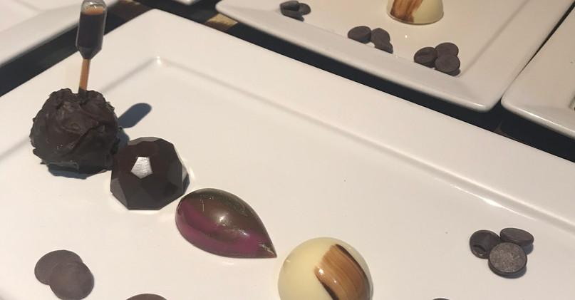 Harmonização de Chocolates para eventos/coquetéis