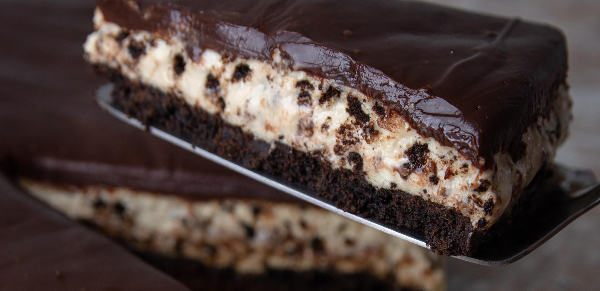 Torta Cookies n'Cream