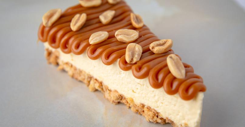 Torta Snickers