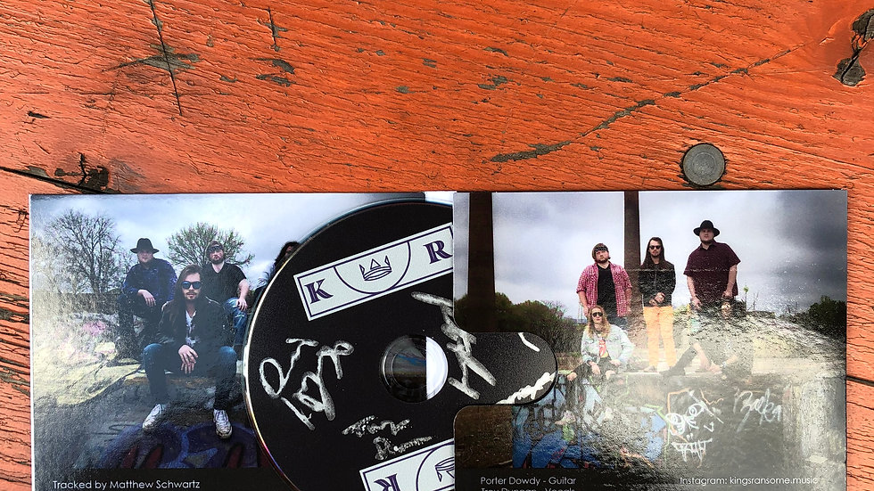 Heads EP - Signed Copy