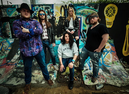 Kings Ransome, Matt Malphrus, Davis Huggins, Leo Santana, Porter Dowdy, Trey Duncan, Greenville SC, Rock Band