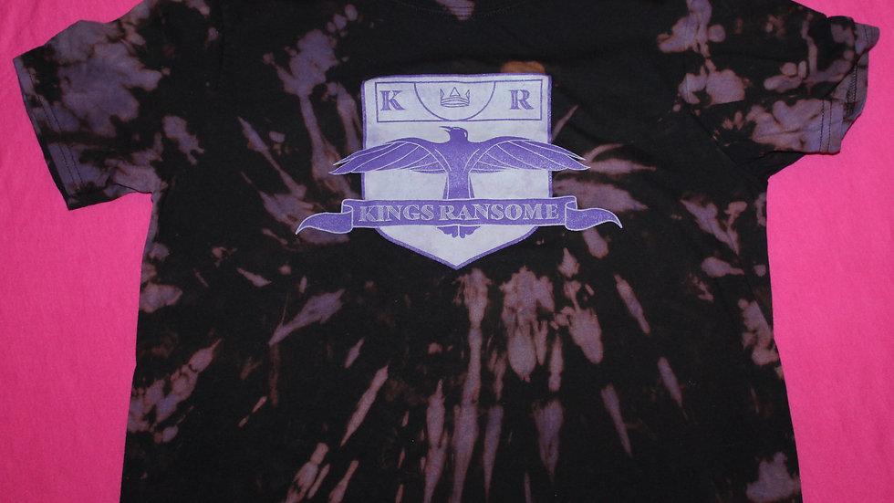 KR Tie-Dye Logo T-Shirt