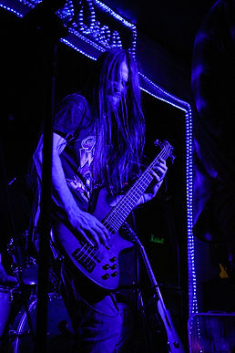 Davis Huggins, Chevy's Nite Club, Schecter Bass Guitar, Kings Ransome
