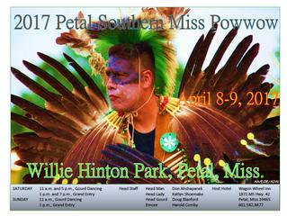 Southern Miss Powwow in Petal