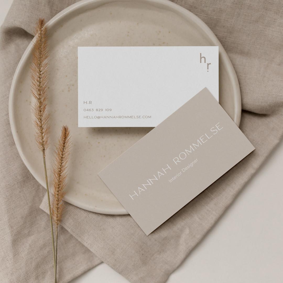 Hannah Rommelse Interior Design