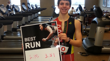 Orland Park Lifetime Fitness Indoor Triathlon - Jackson Waters
