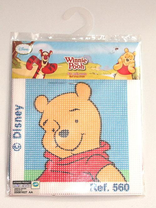 Canevas pour enfant Disney Winnie l'ourson