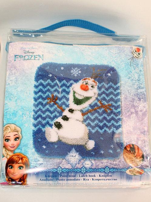 Tapis à broder Disney Olaf La Reine des Neiges