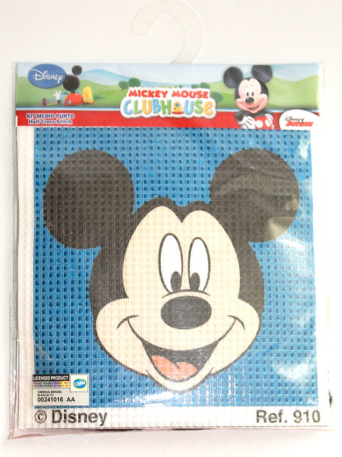 Canevas Gros Trous pour enfant Disney Mickey