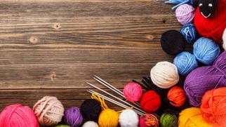 Au fil du temps : l'art du tricot