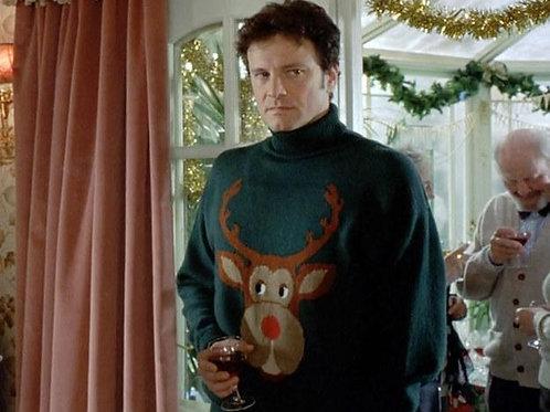 Pull de Noël Mark Darcy Bridget Jones