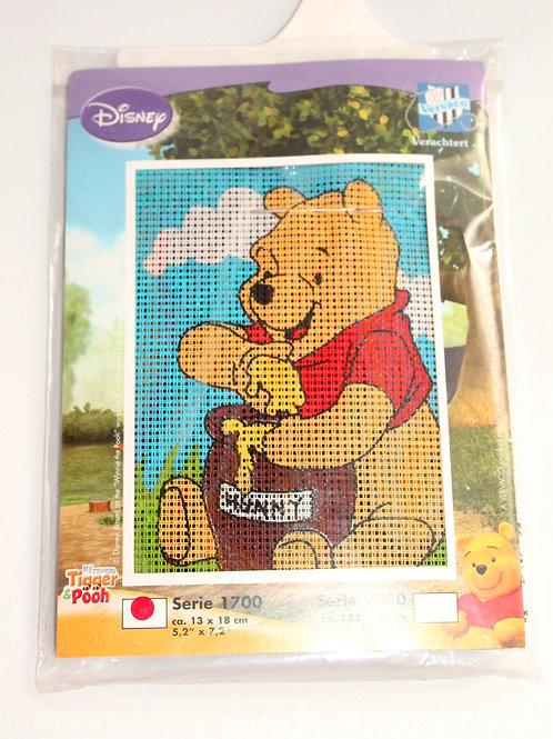 Canevas pour enfant Disney Winnie l'ourson Hunny