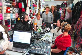 En plein coeur de Mode et Laines -  Interview Transat FM