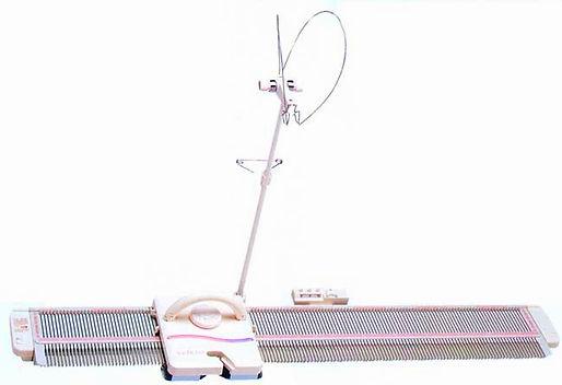 Cours de machine à tricoter