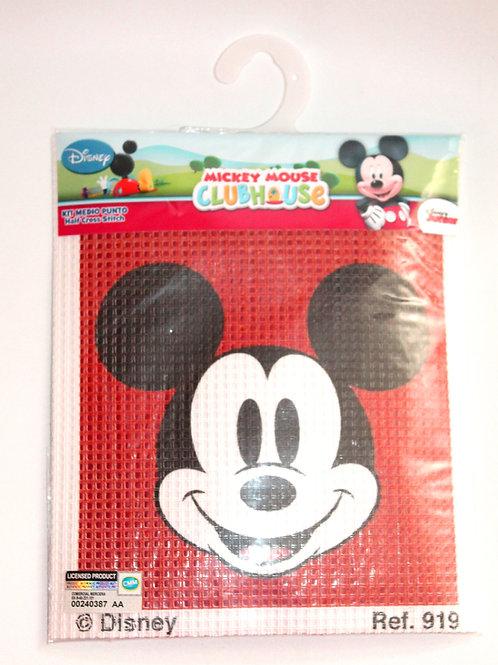 Canevas Gros Trous Disney Mickey Vintage