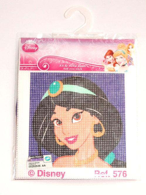 Canevas pour enfants Disney Aladdin Jasmine