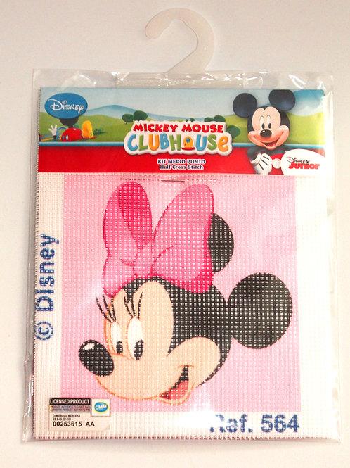 Canevas pour enfant Disney Minnie
