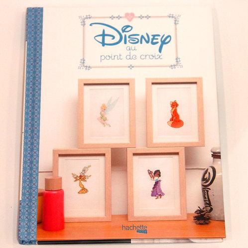 Livre de Broderie Disney au point de croix
