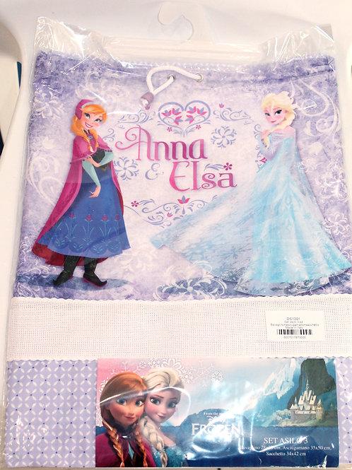 Set Ecole et Garderie à Broder Disney La Reine des Neiges