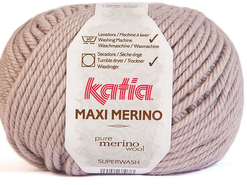 Laine Maxi Merino Katia