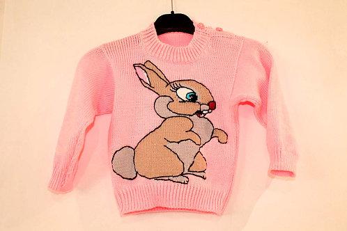 Pull Enfant Miss Bunny Panpan Disney