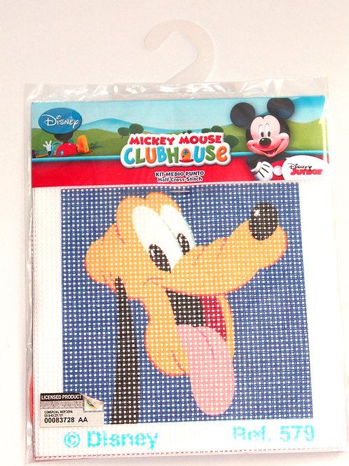 Canevas pour enfant Disney Pluto
