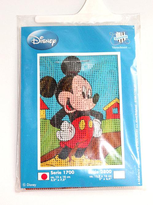 Canevas pour enfant Disney La Maison de Mickey