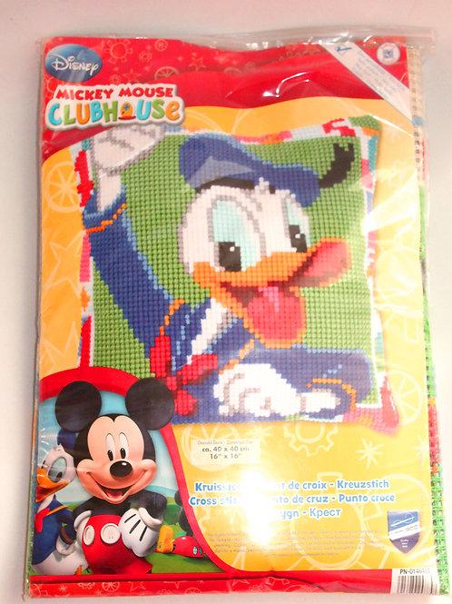 Coussin Canevas Disney Donald Duck
