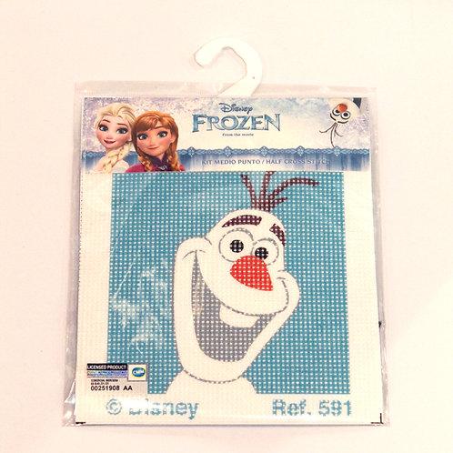 Canevas pour enfants Disney Olaf La Reine des Neiges