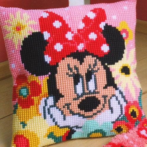 Coussin Canevas Disney Minnie