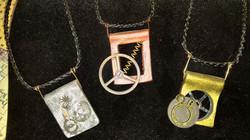 steampunk pendants