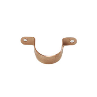 Copper Pipe Strap - 1""