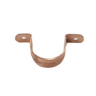 Copper Pipe Strap - 1 1/4""