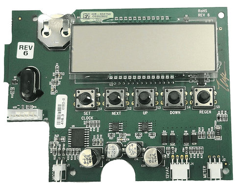 CLACK PC BOARD WS1