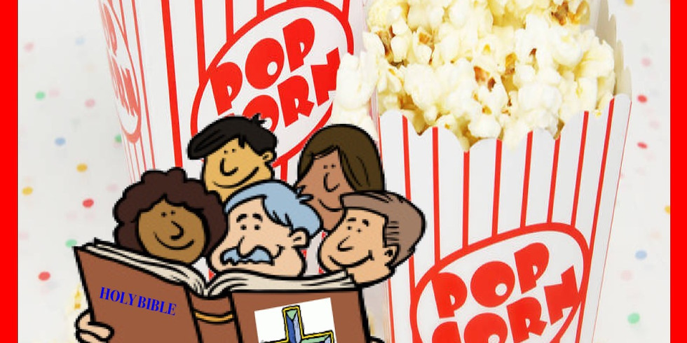 Popcorn and Bibles