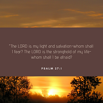 _The LORD is my light and salvation-whom