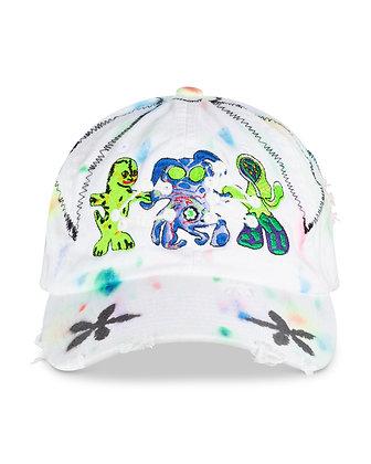 CLAIRE BARROW PEACE CAP
