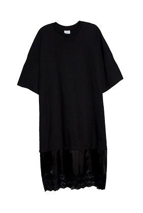 VAQUERA TALL TEE WITH SLIP DRESS