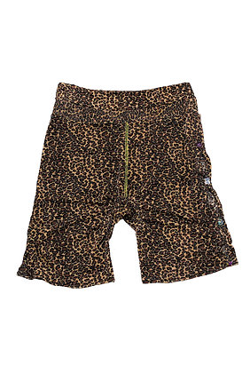 LIZZIE KIDD CHEETAH GIRL SHORTS