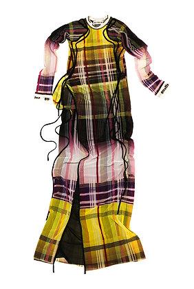 OTTOLINGER MESH DRESS