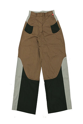 AGNES CHOI PANELLED TROUSERS 04